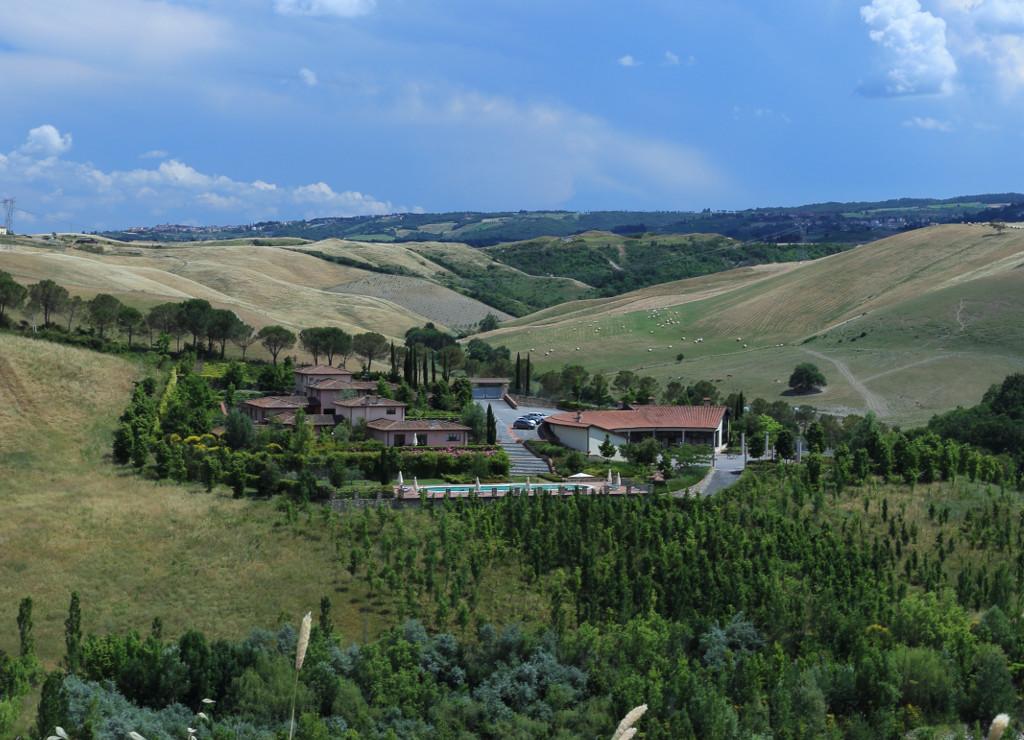 relais di charme a Montaione
